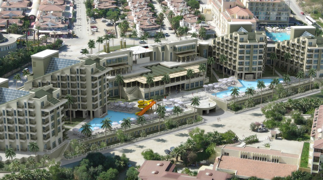FEMA Manavgat Royal Atlantis Otel