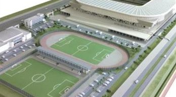 Nurol Iraq Al Sadr Stadium and Hotel